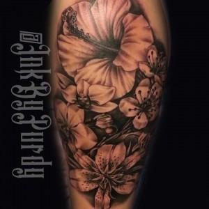 FLOWER TATTOO (2)